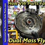 Failing Dual Mass Flywheel