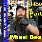 failed vw wheel bearings