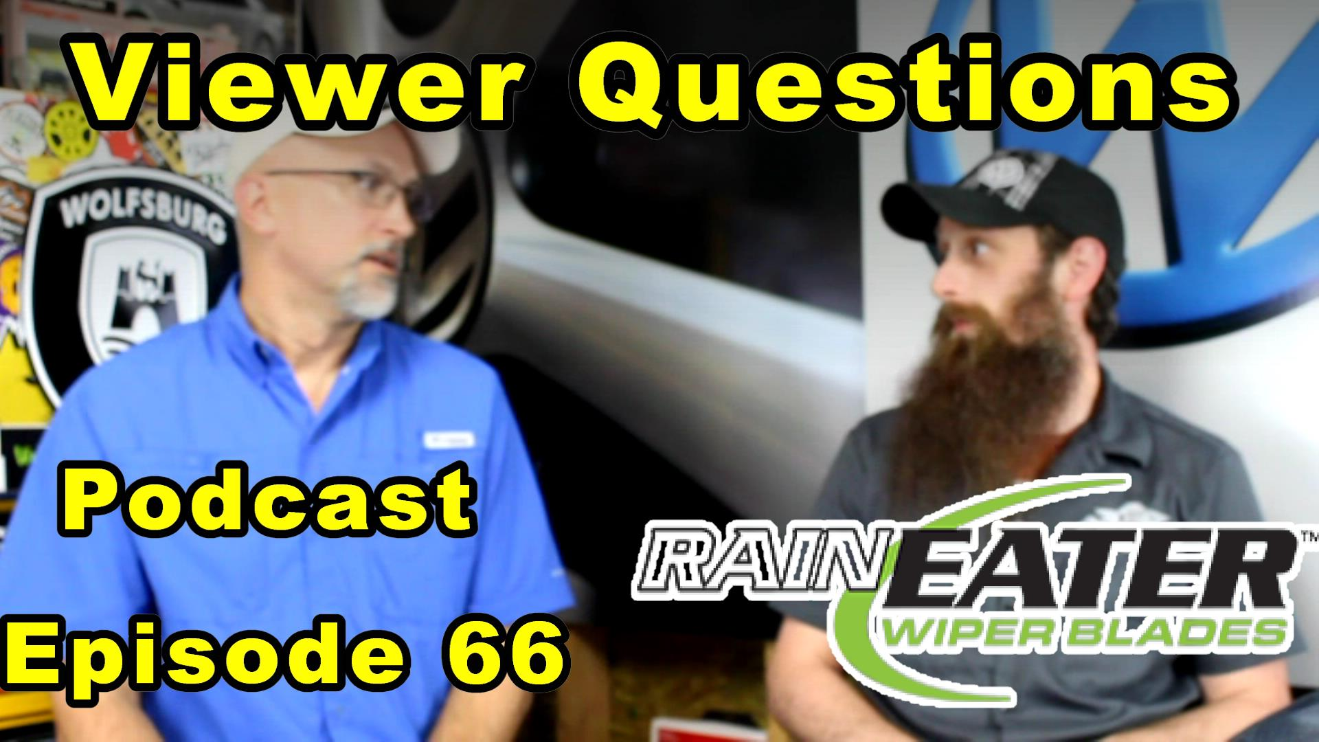 Viewer Car Questions ANSWERED ~ Audio Podcast Episode 66
