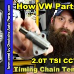 TSI timing chain tensioner