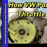 How VW throttle bodies fail