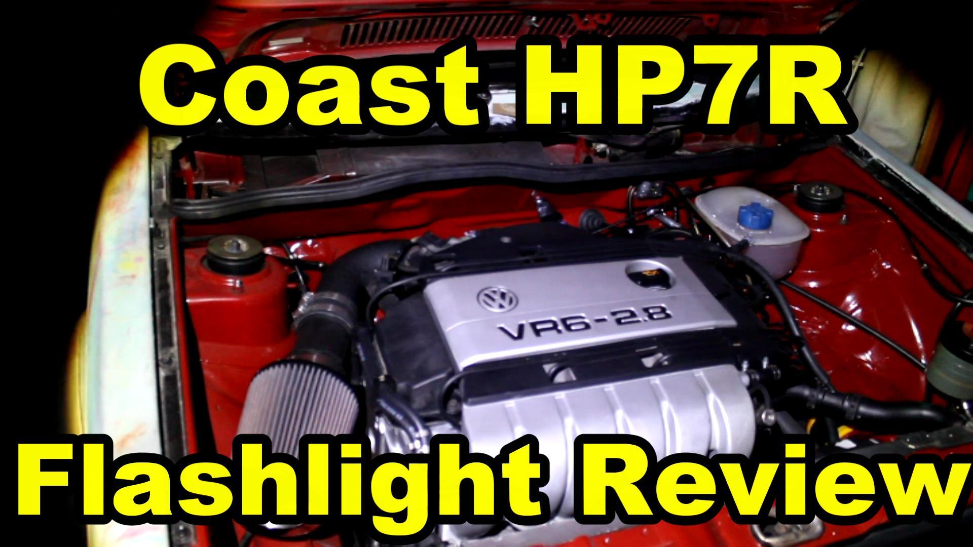 Coast HP7R Review