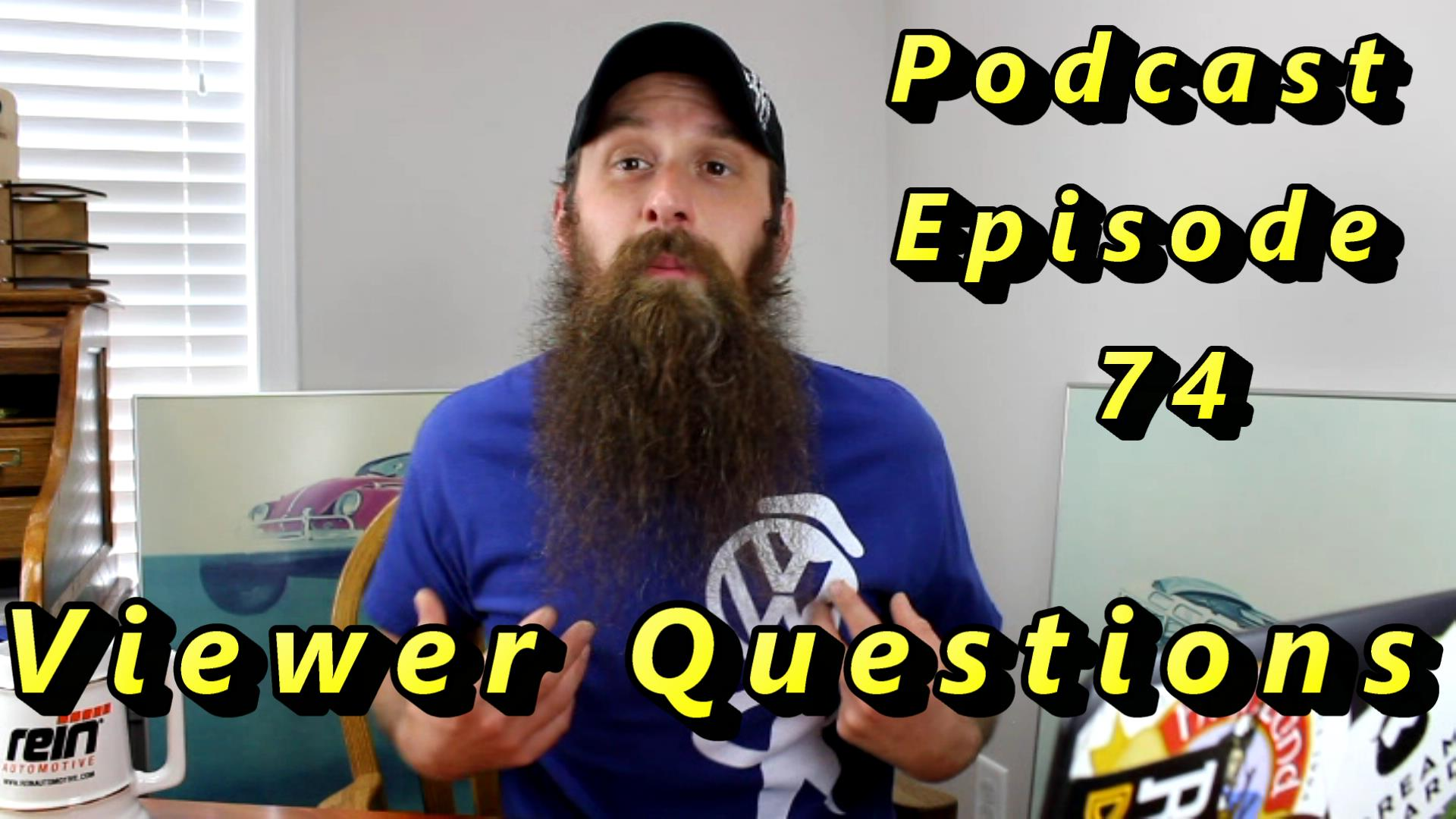 Viewer Car Questions ANSWERED ~ Audio Podcast Episode 74