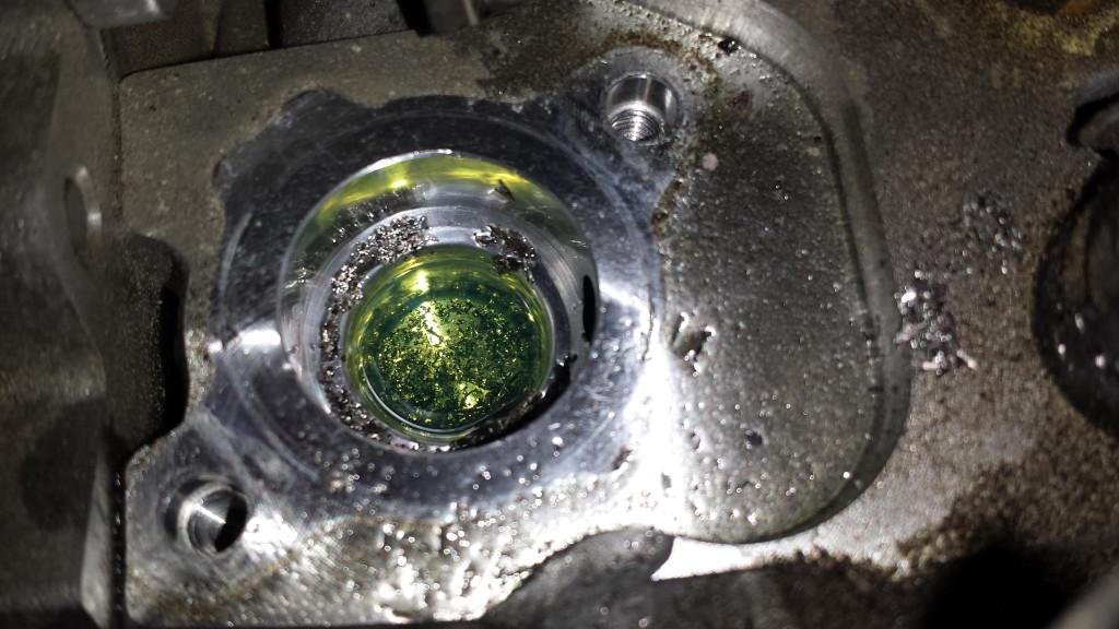 TDI Fuel System Failure
