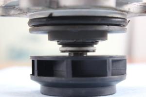How VW water pumps fail