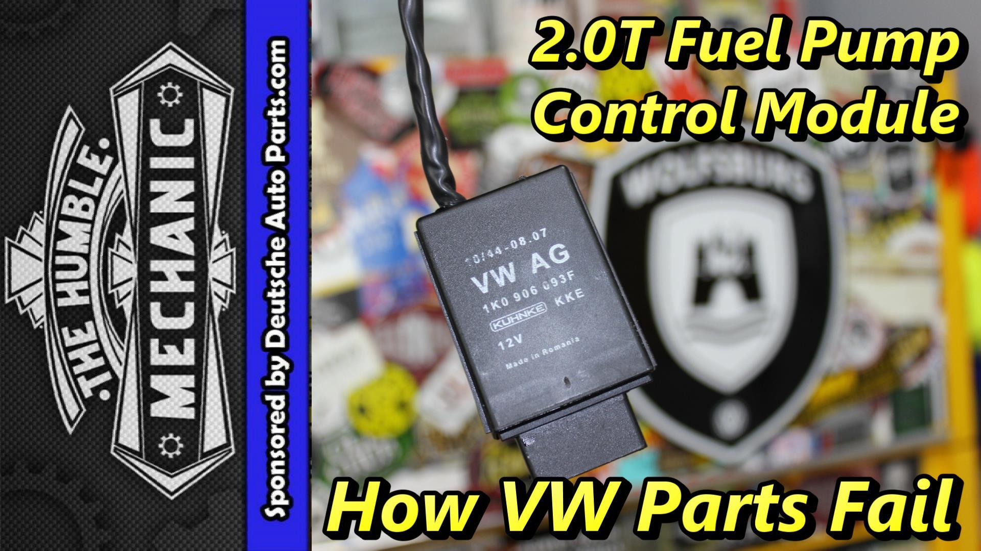 failed VW parts
