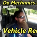 Vehicle Recalls