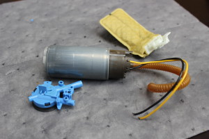Failing VW fuel pump