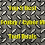 top 5 tool black friday tools