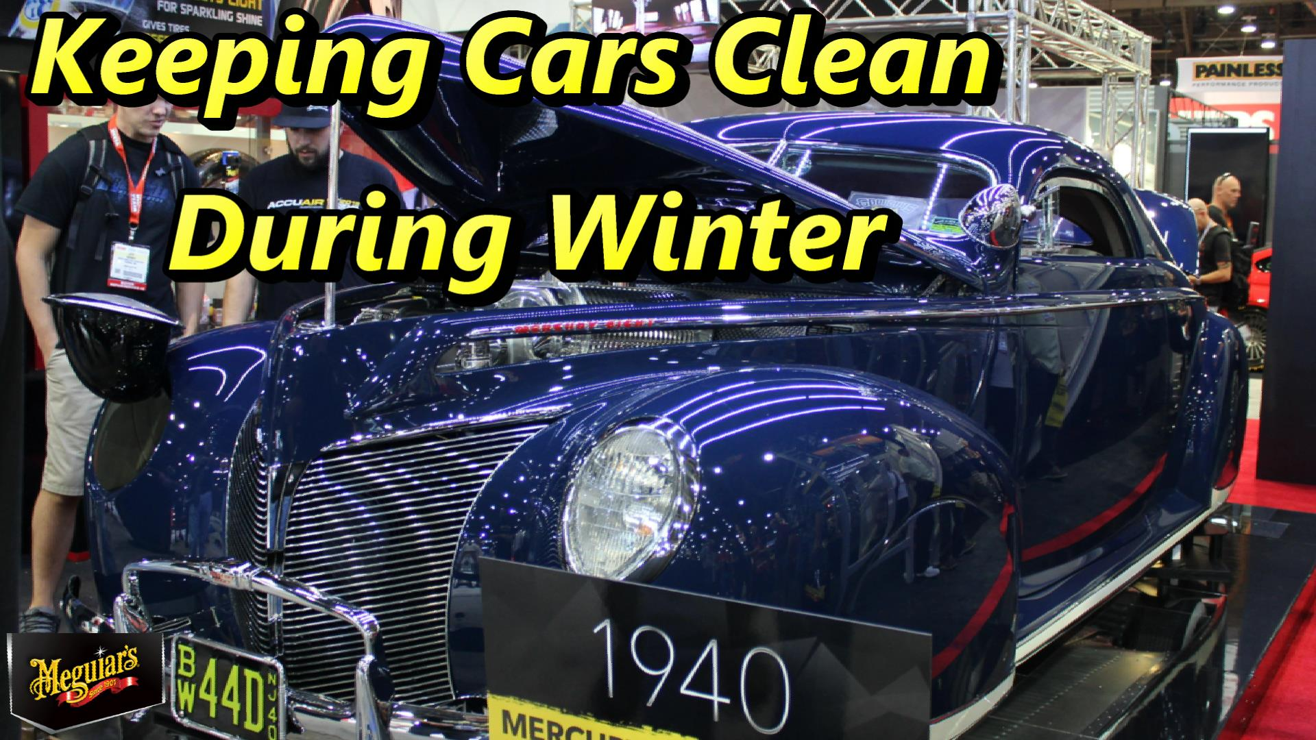 Prepping and Cleaning Your Car For Winter