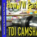 Failing VW camshafts
