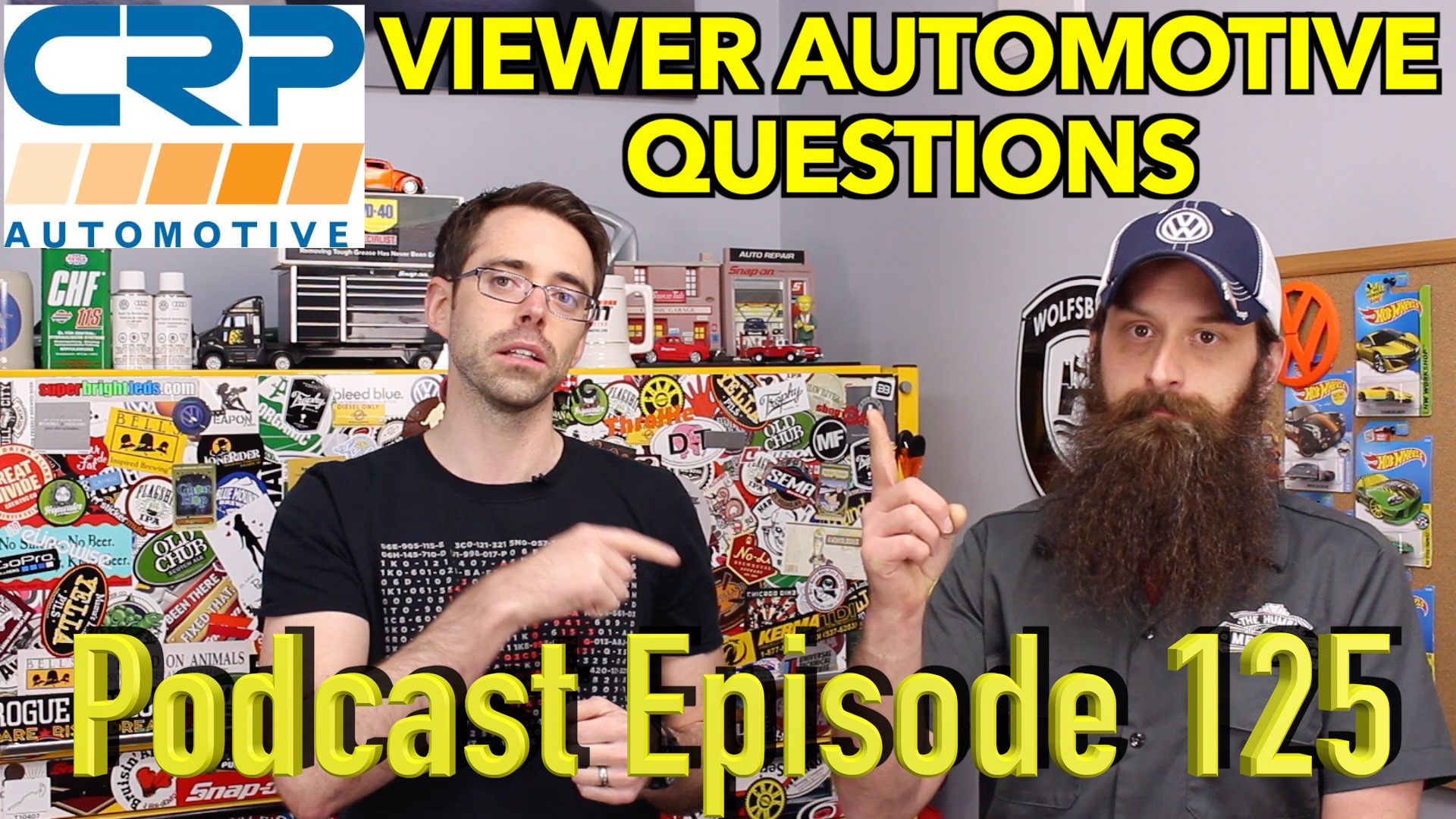Viewer Automotive Questions ~ Podcast Episode 125
