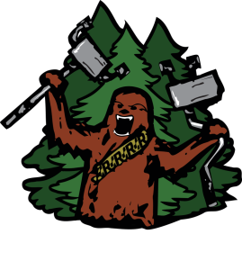 Wookies In The Woods