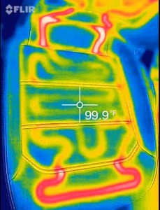 Flir One thermal camera