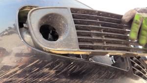 Audi Bumper DIY