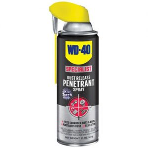Best Rust penetrating oil