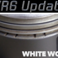 VR6 Piston design