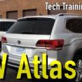 VW atlas issues