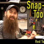 Snap on tool box tour
