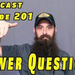 automotive podcast questions