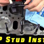 ARP HEAD STUDS VR6