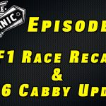 F1 Race in Austin and VR6 Cabriolet Update ~ Audio Podcast Episode 13