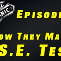 How A.S.E Tests are Made ~ Audio Podcast Episode 11