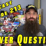Viewer Car Questions ~ Audio Podcast Episode 212