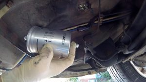 How To Replace a Fuel Pump and Fuel Filter ~ Project White Wookie