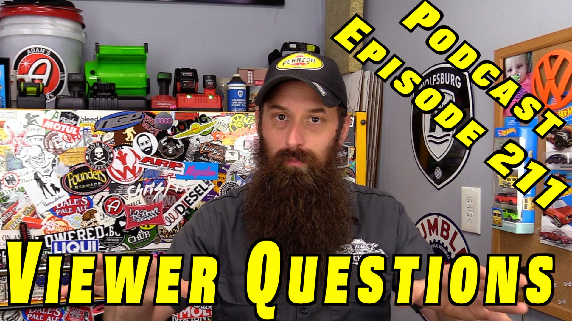 Viewer Car Questions ~ Audio Podcast Episode 211
