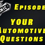 Viewer Car Questions ~ Audio Podcast Episode 37