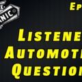 Viewer Automotive Questions ~ Audio Podcast Episode 44