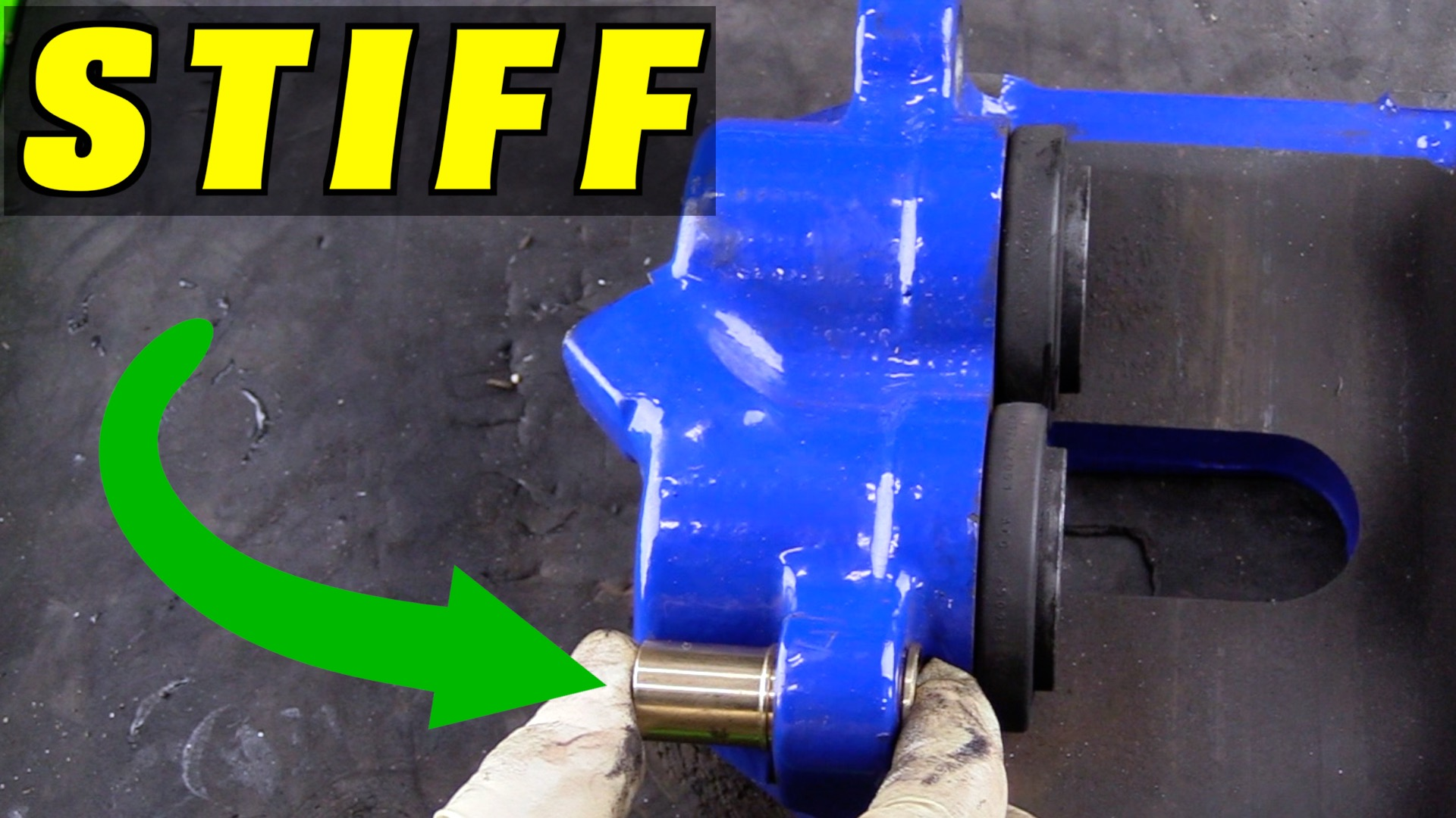 Brake Caliper Stiffening Kit ~ How To Install and How it Works