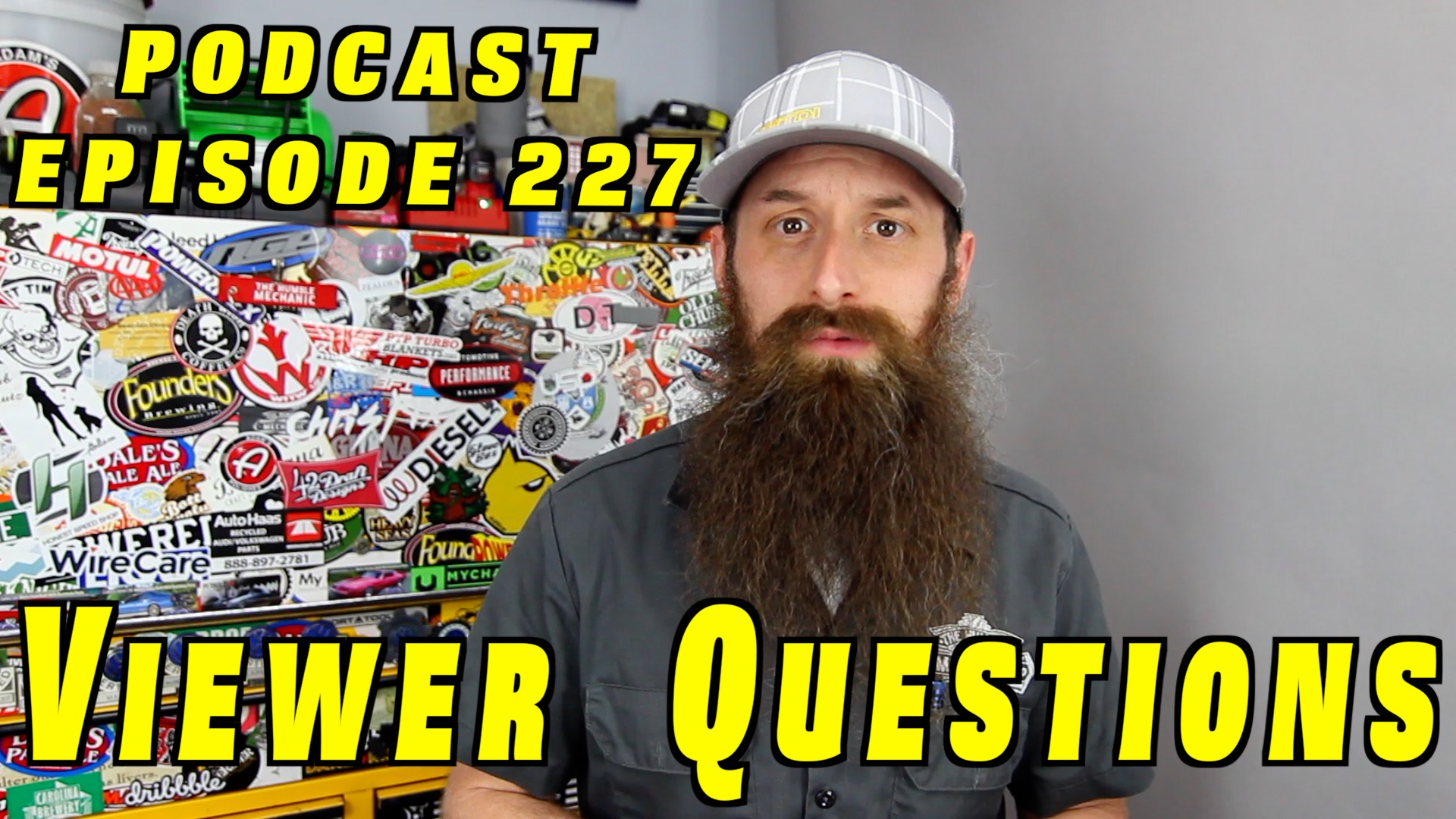 Viewer Car Questions ~ Podcast Episode 227