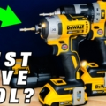 Dewalt 20v MAX Impact Driver and Drill Combo ~ Review and Demo