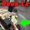How To Check and Replace a Door Latch MK5 GTI