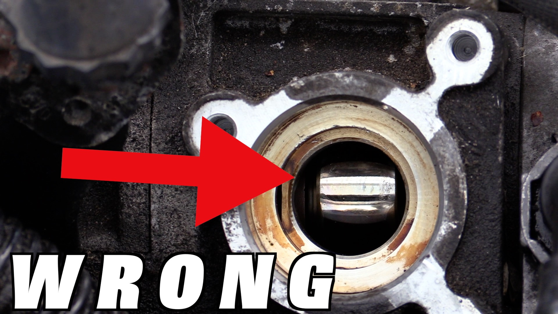 How to Inspect and Replace a FSI Cam Follower and HPFP
