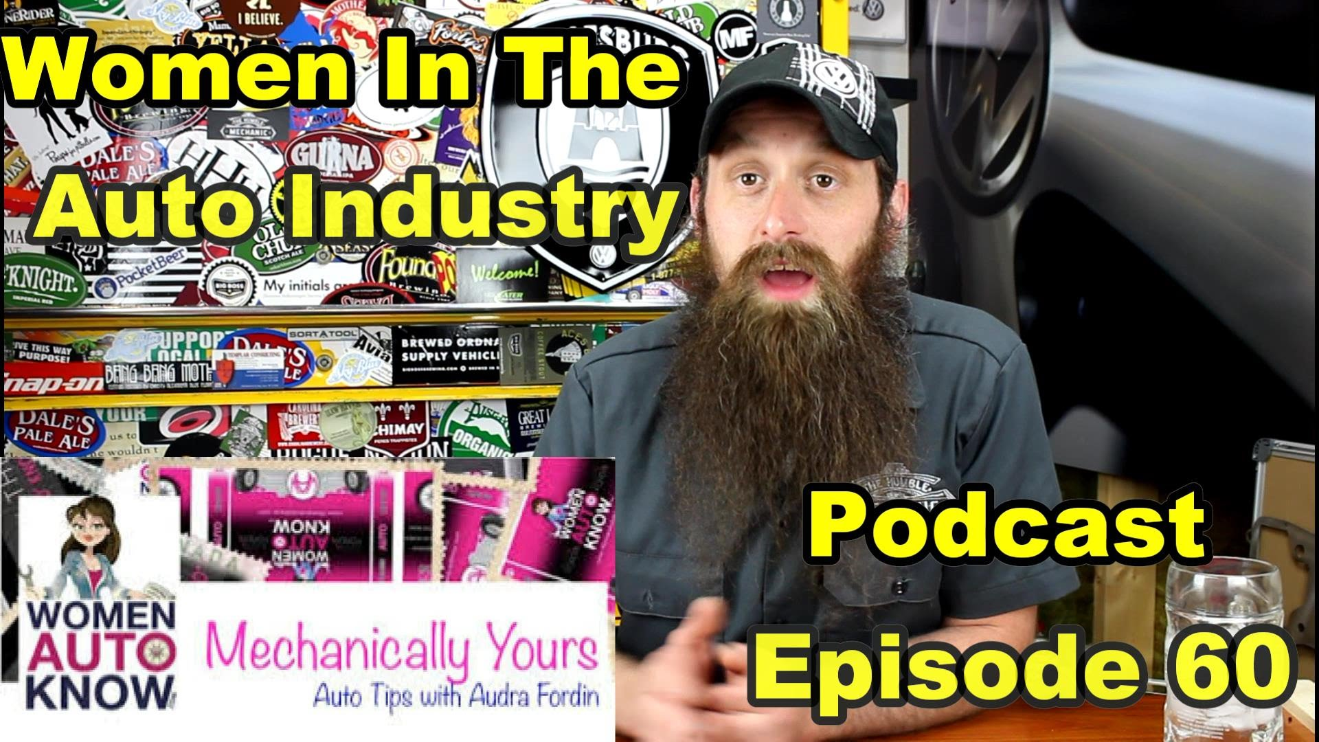 Women In The Automotive Industry ~ Podcast Episode 60