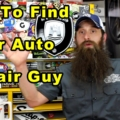 How To Find The BEST Auto Mechanic ~ Audio Podcast Episode 65