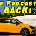 Audio Podcast is back