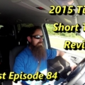 2015 Tiguan Short Term Review ~ Audio Podcast Episode 84