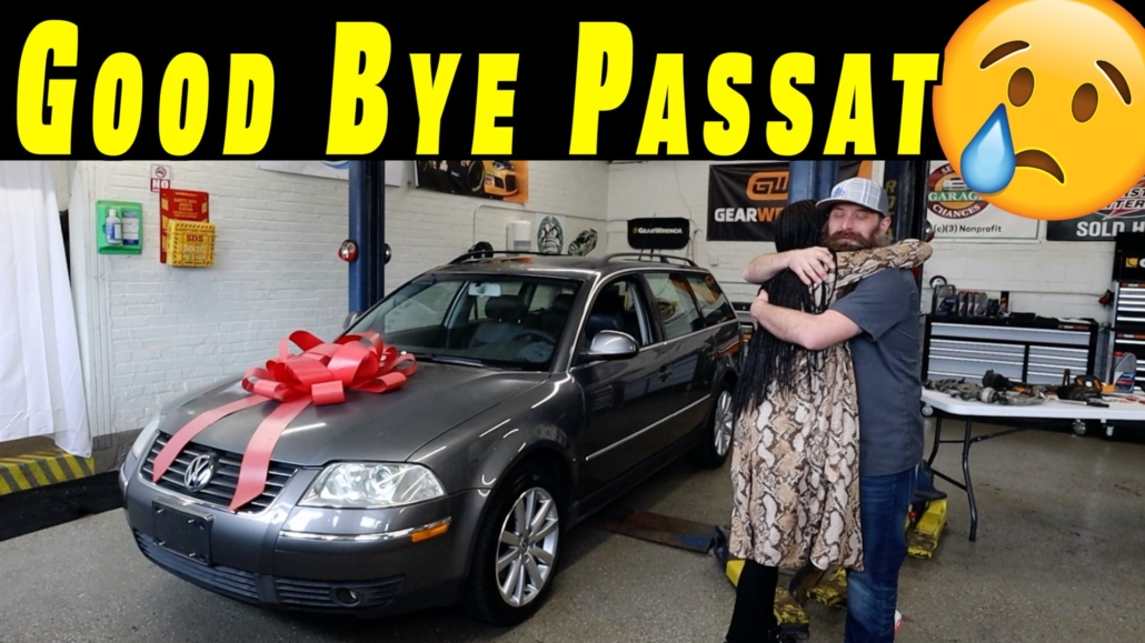 Saying Goodbye to My 2005 VW Passat