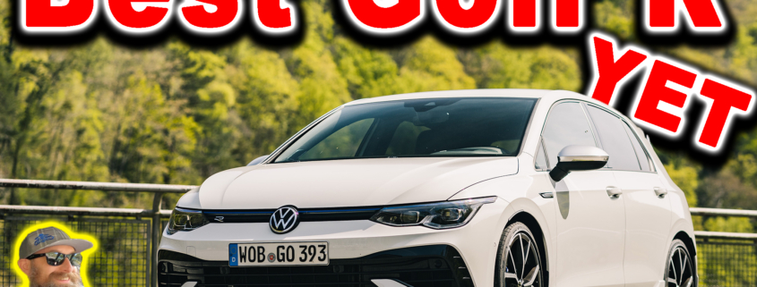 VW Golf R 2022 Review ~ The BEST Golf R YET?