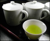 Breaking Green Tea News...