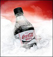 Coke Zero Rocks, Eh?!