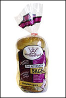 Western Bagel Alternative Bagel, Cinnamon Spice