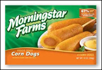 Morningstar Farms Corn Dogs