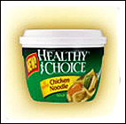 Healthy Choice Microwaveable Soups