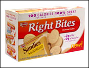 Keebler Right Bites - Sandies