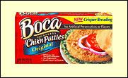 Boca Chick'n Original Patties